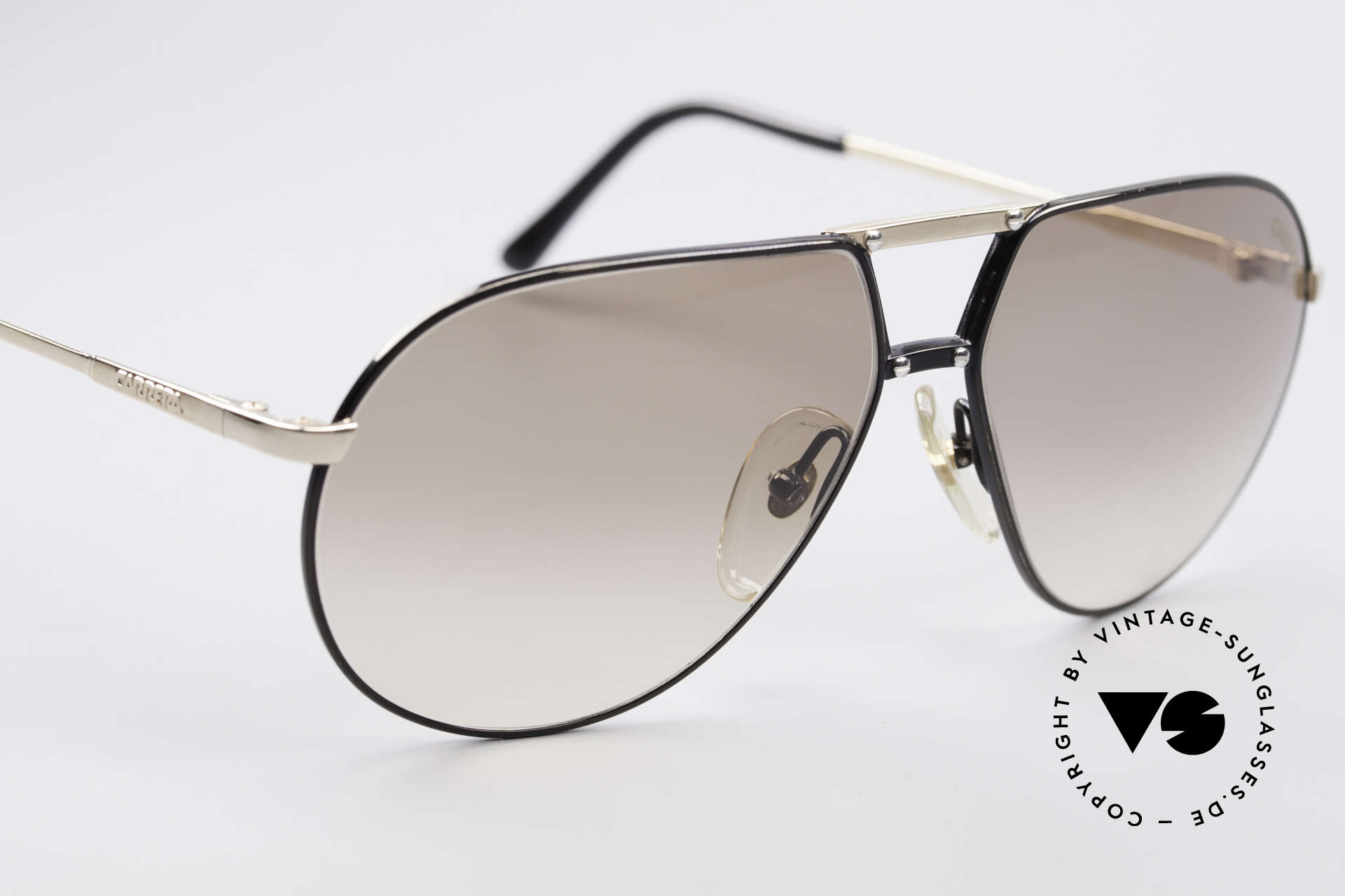 Carrera 5326 - S 80's Men's Sunglasses, never worn (like all our rare vintage Carrera eyewear), Made for Men and Women