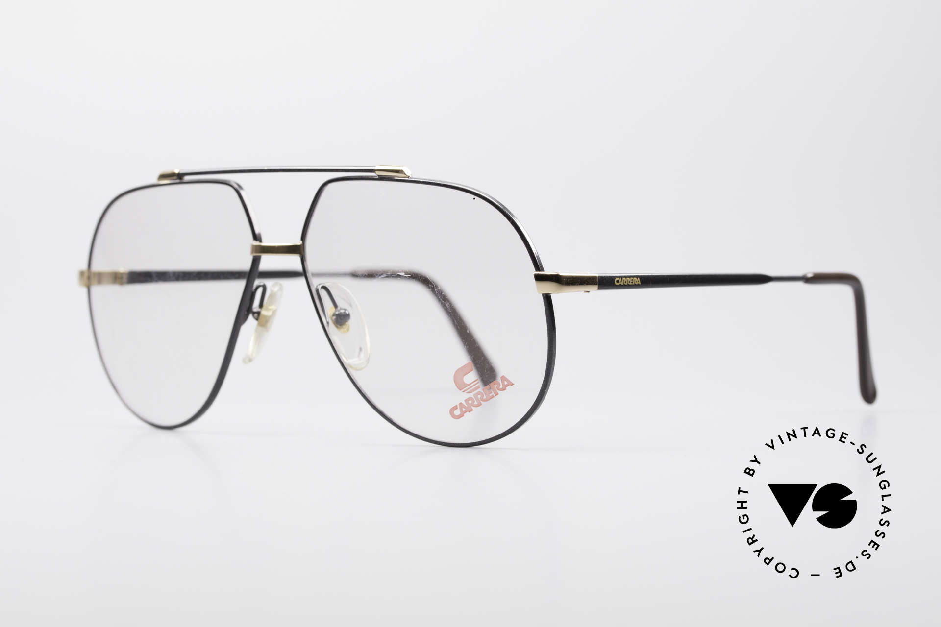 Carrera 5369 Large Vintage Eyeglasses, premium craftsmanship and very pleasantly to wear, Made for Men
