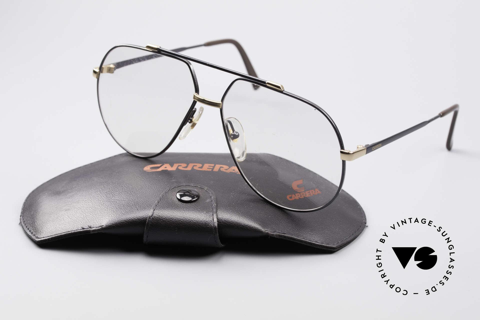 Carrera 5369 Large Vintage Eyeglasses, NO RETRO EYEWEAR, but a 25 years old ORIGINAL!, Made for Men