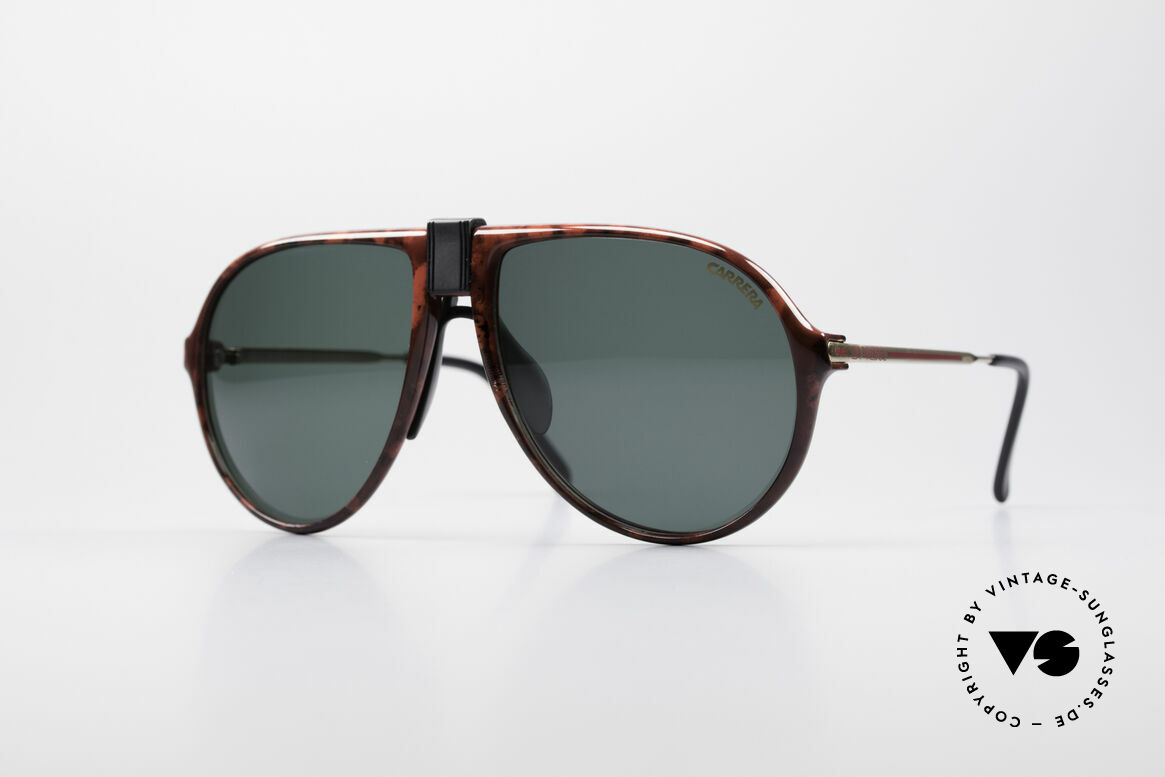 Carrera 5413 80's Aviator Sunglasses