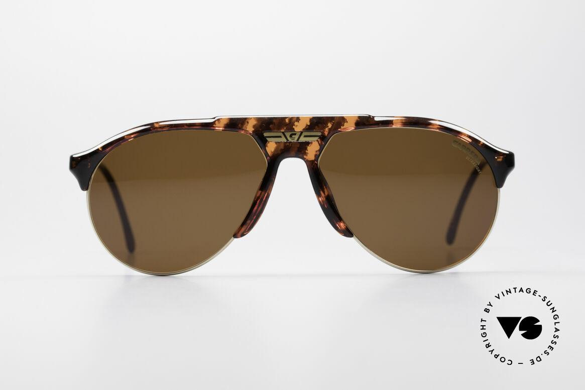 Carrera 5444 Wide Aviator Sunglasses