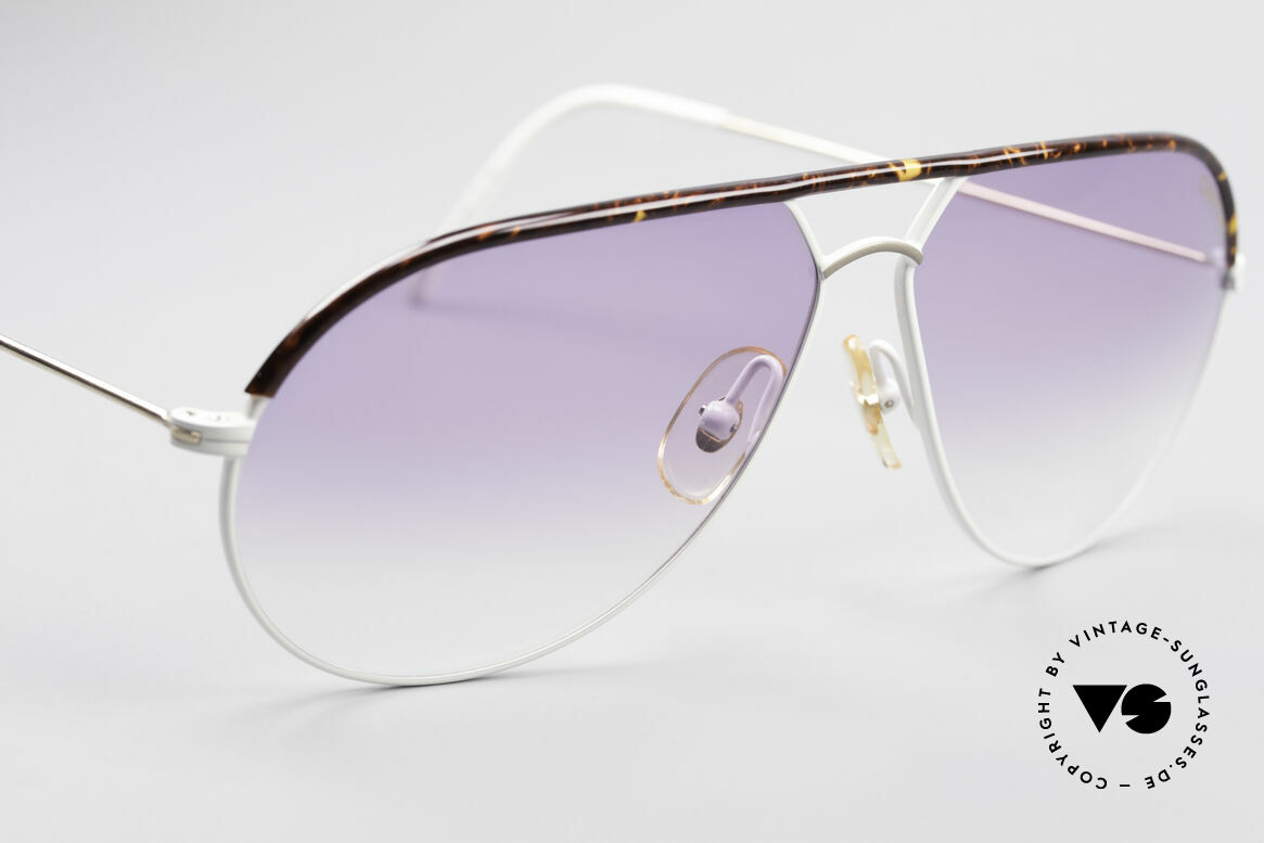 Carrera 5428 Rare Vintage 80's Shades, never worn (like all our vintage Carrera sunglasses), Made for Men and Women