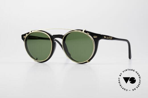 Carrera 5256 Clip Panto Vintage Glasses Details