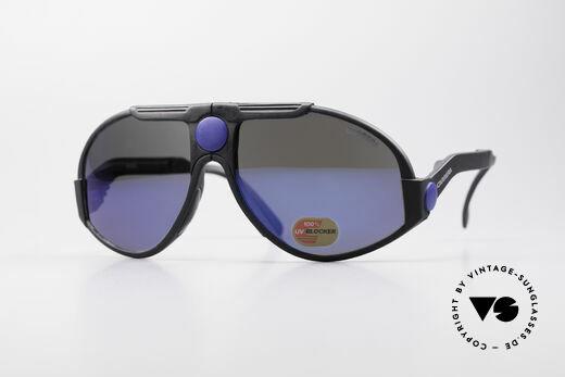 Carrera 5586 Folding Kevlar Sunglasses Details