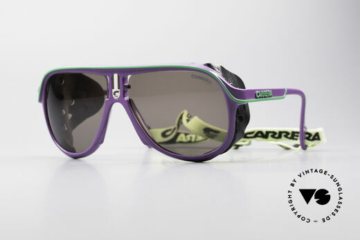 Carrera 5544 Sports Glacier Sunglasses Details