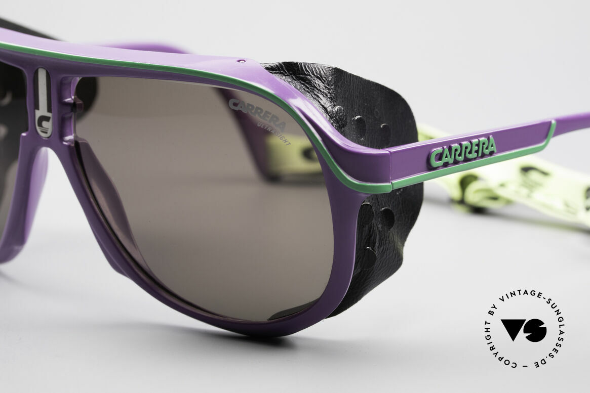 Carrera 5544 Sports Glacier Sunglasses, can be worn as 'regular' sunglasses, too (just pratical), Made for Men and Women