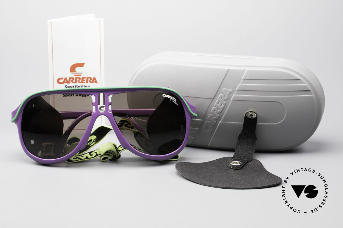 Carrera 5544 Sports Glacier Sunglasses