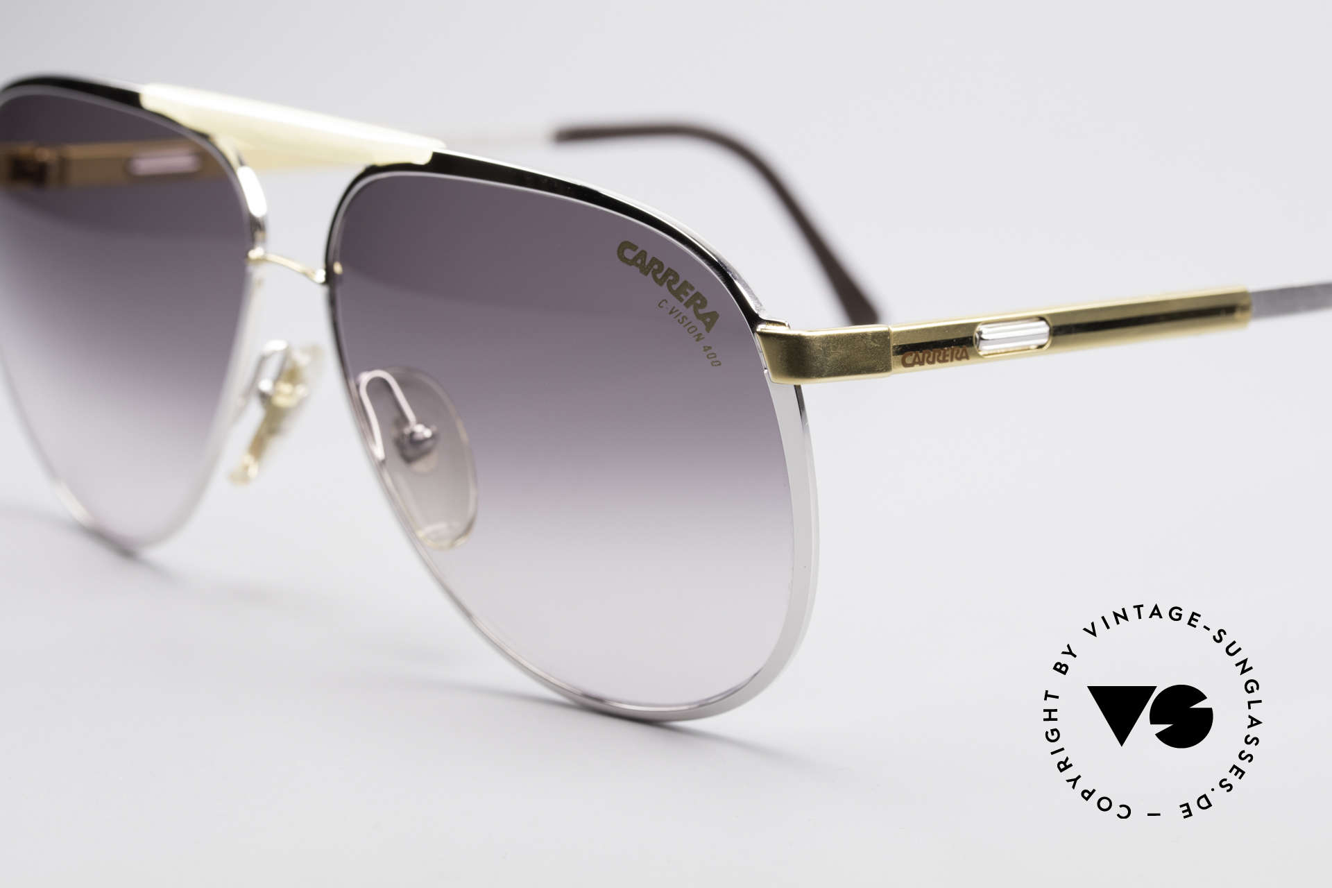 Carrera 5314 - S Adjustable Vario Temples, great Vario System for a variable temple length, Made for Men and Women