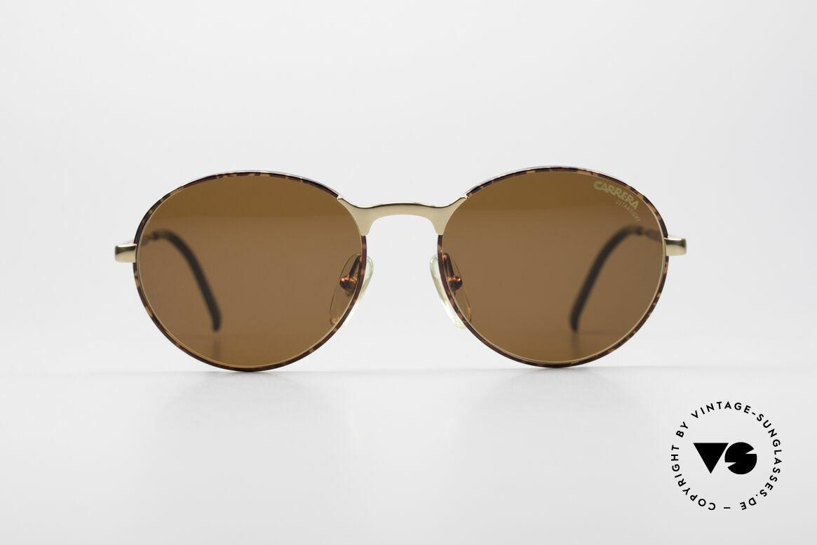 Carrera 5366 Round Vintage Sunglasses