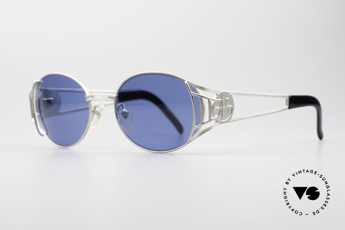 "Jean Paul Gaultier 58-6102 Steampunk Sunglasses, often called as ""STEAMPUNK Shades"", these days, Made for Men and Women"