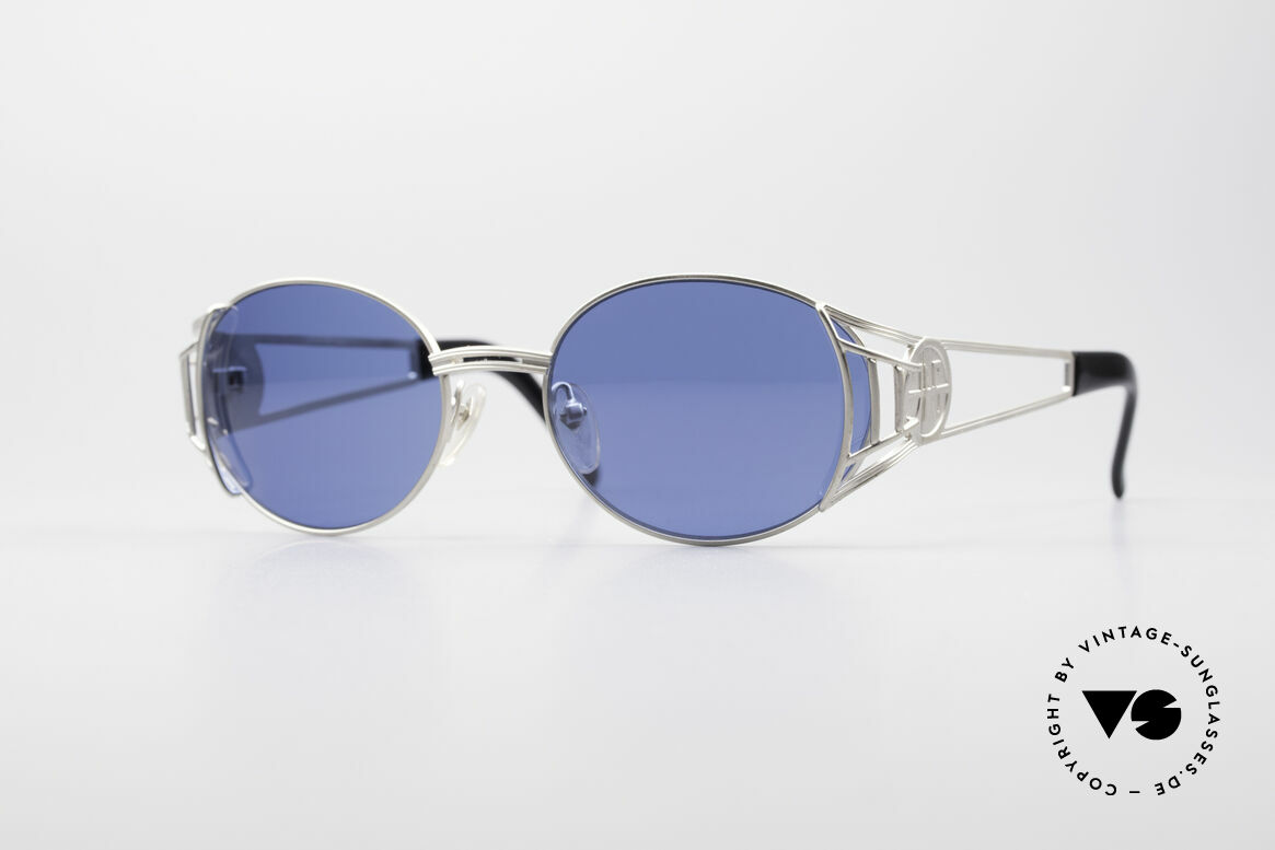 Jean Paul Gaultier 58-6102 Steampunk Sunglasses, valuable and creative Jean Paul Gaultier design, Made for Men and Women