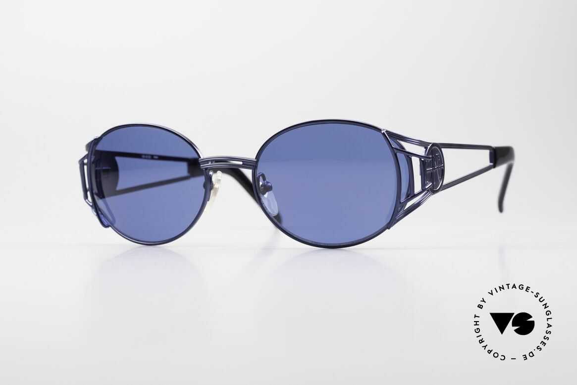 Jean Paul Gaultier 58-6102 Vintage Steampunk Shades, valuable and creative Jean Paul Gaultier design, Made for Men and Women