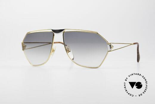 St. Moritz 403 80's Jupiter Sunglasses Details