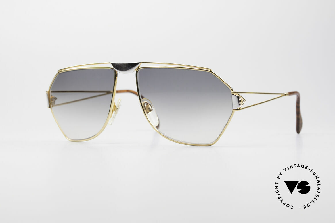 St. Moritz 403 80's Jupiter Sunglasses, sensational St. Moritz vintage sunglasses of the 1980's, Made for Men