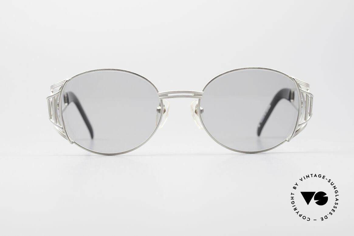 Jean Paul Gaultier 58-6102 Vintage Steampunk Frame