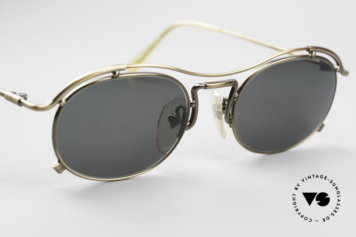 Jean Paul Gaultier 55-2170 No Retro 90's Sunglasses