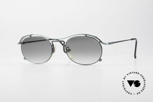 Jean Paul Gaultier 55-2170 Vintage 90's Sunglasses Details