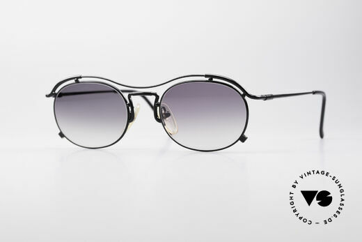 Jean Paul Gaultier 55-2170 Vintage JPG Sunglasses Details
