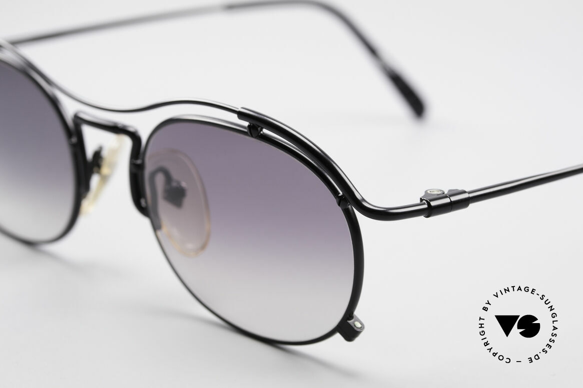 Jean Paul Gaultier 55-2170 Vintage JPG Sunglasses, enormous quality made in Japan; U must feel this!, Made for Men and Women