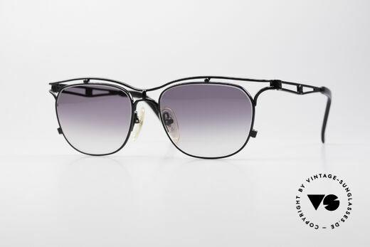Jean Paul Gaultier 55-2178 No Retro JPG Vintage Frame Details