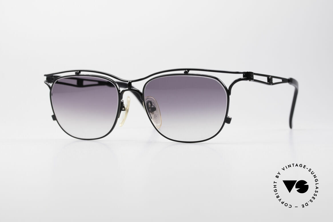 Jean Paul Gaultier 55-2178 No Retro JPG Vintage Frame