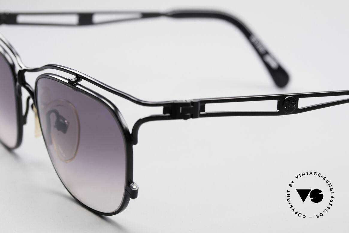 Jean Paul Gaultier 55-2178 No Retro JPG Vintage Frame, unworn, NOS (like all our vintage designer glasses), Made for Men and Women