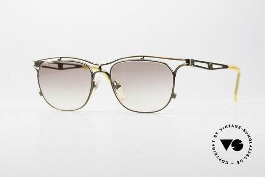Jean Paul Gaultier 55-2178 90's Vintage JPG Sunglasses Details