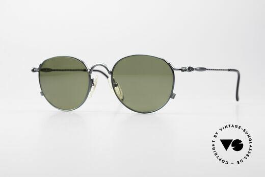 Jean Paul Gaultier 55-2172 Round Polarized Shades Details