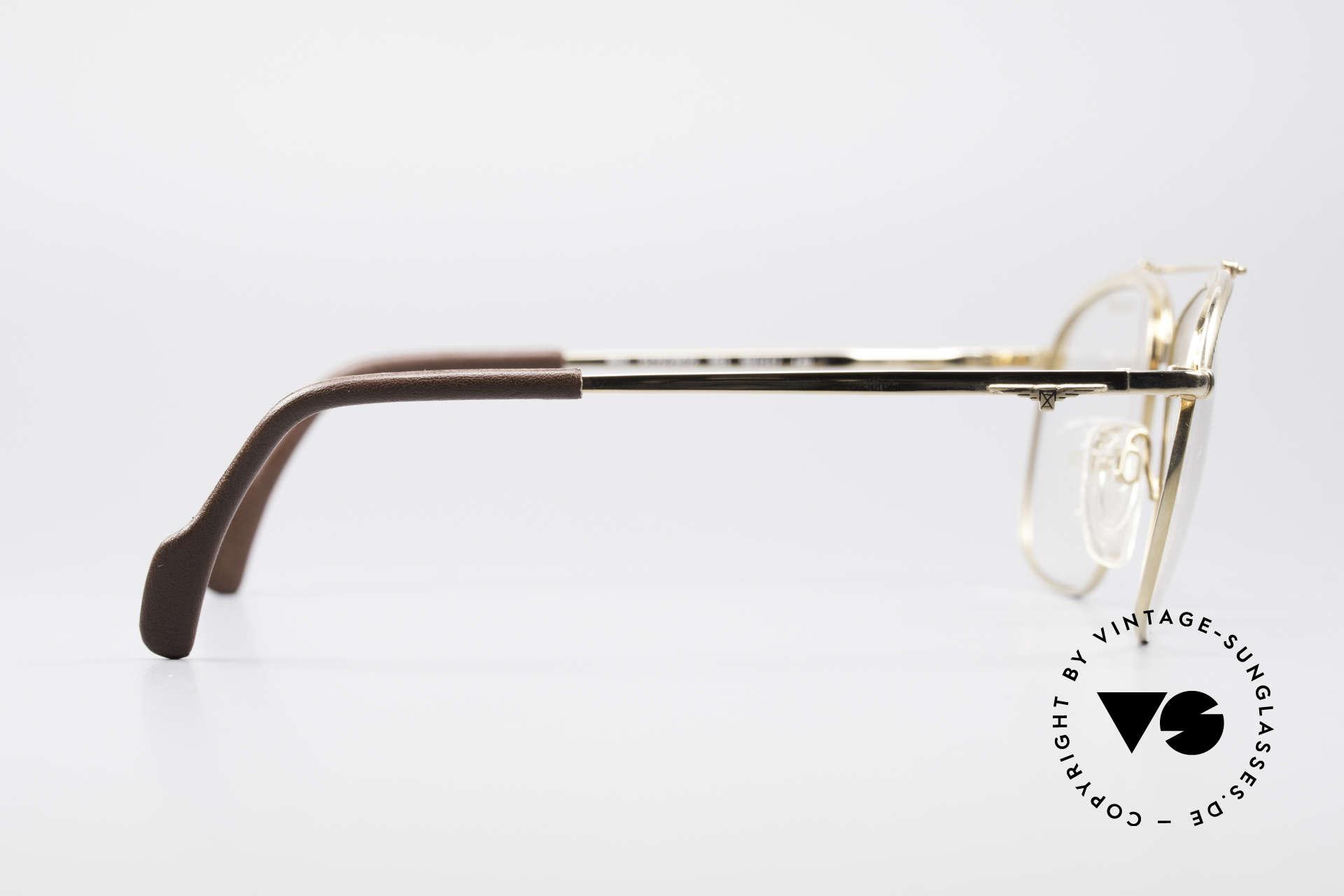 Longines 0172 80's Luxury Eyeglasses, just precious, unique, rare and top-notch craftsmanship, Made for Men