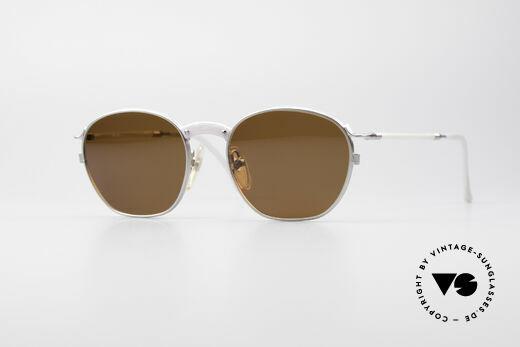 Jean Paul Gaultier 55-1271 JPG Vintage Sunglasses Details