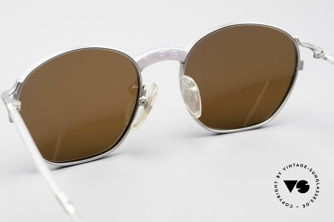 Jean Paul Gaultier 55-1271 JPG Vintage Sunglasses, NO RETRO SHADES, but a rare 25 years old ORIGINAL, Made for Men and Women