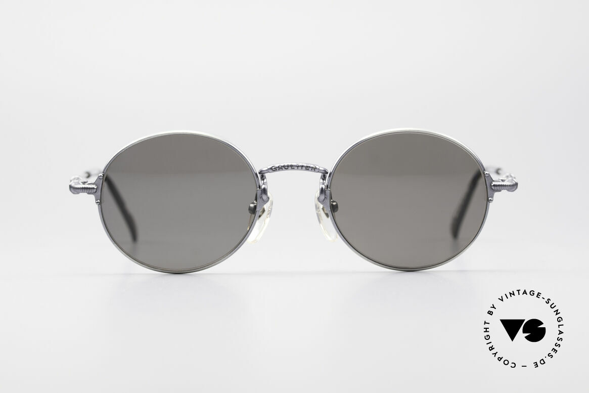 Jean Paul Gaultier 55-6109 Small Polarized Glasses