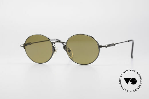 Jean Paul Gaultier 55-6109 Small Polarized Sunglasses Details