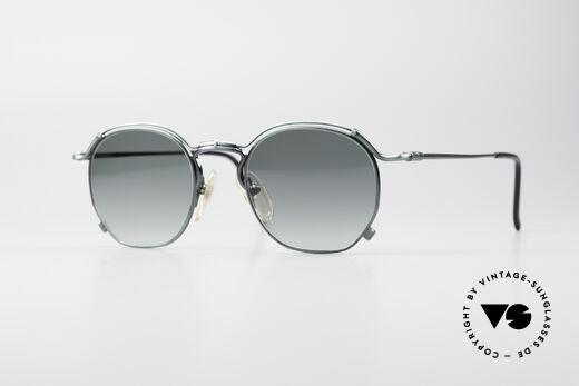 Jean Paul Gaultier 55-2171 90's Vintage Designer Frame Details