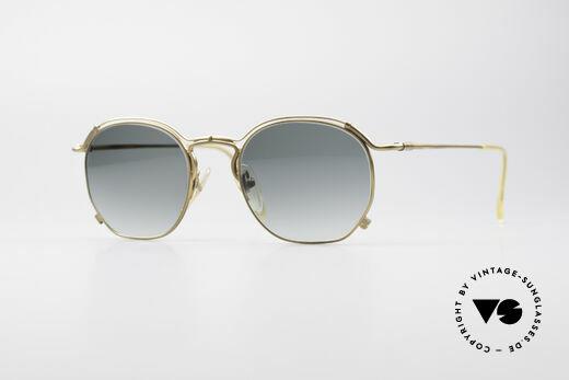 Jean Paul Gaultier 55-2171 90's Vintage Designer Shades Details