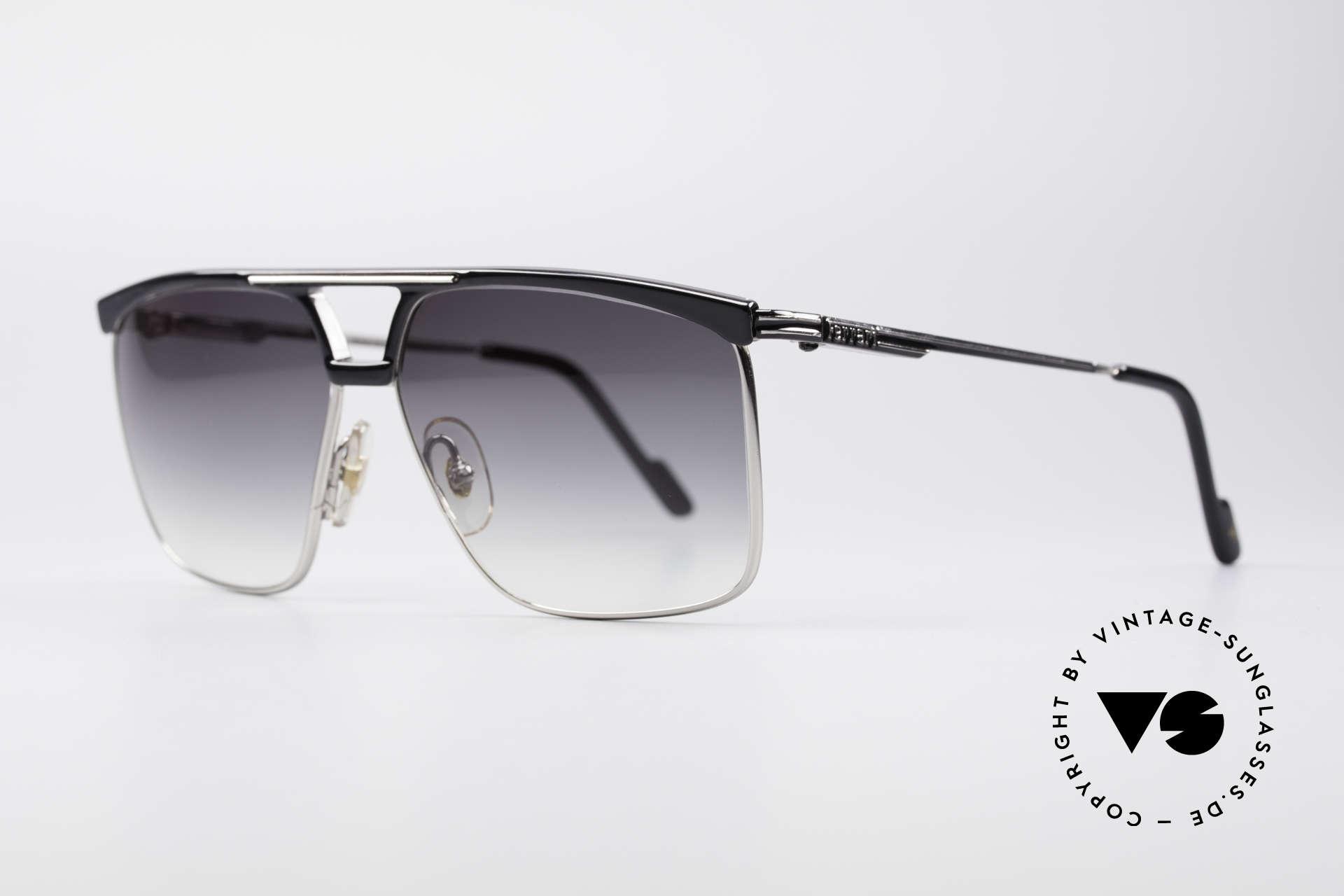 Ferrari F35 Men's 80's Vintage Shades, high-end Alutanium frame with flexible spring hinges, Made for Men