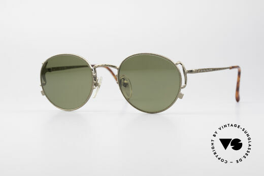 Jean Paul Gaultier 55-3178 Polarized Sun Lenses Details