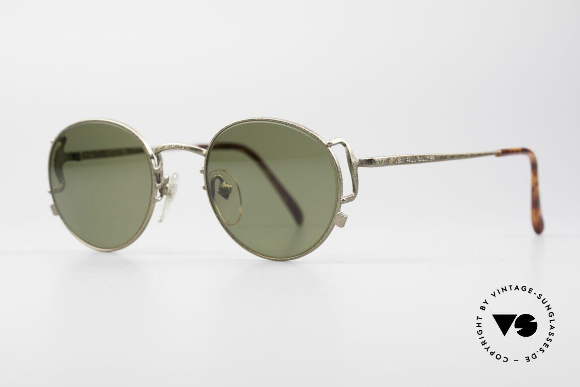 Jean Paul Gaultier 55-3178 Polarized Sun Lenses, POLARIZED sun lenses for 100% UV protection, Made for Men and Women