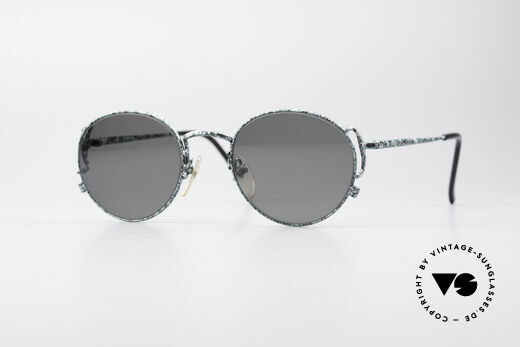 Jean Paul Gaultier 55-3178 Polarized JPG Sunglasses Details