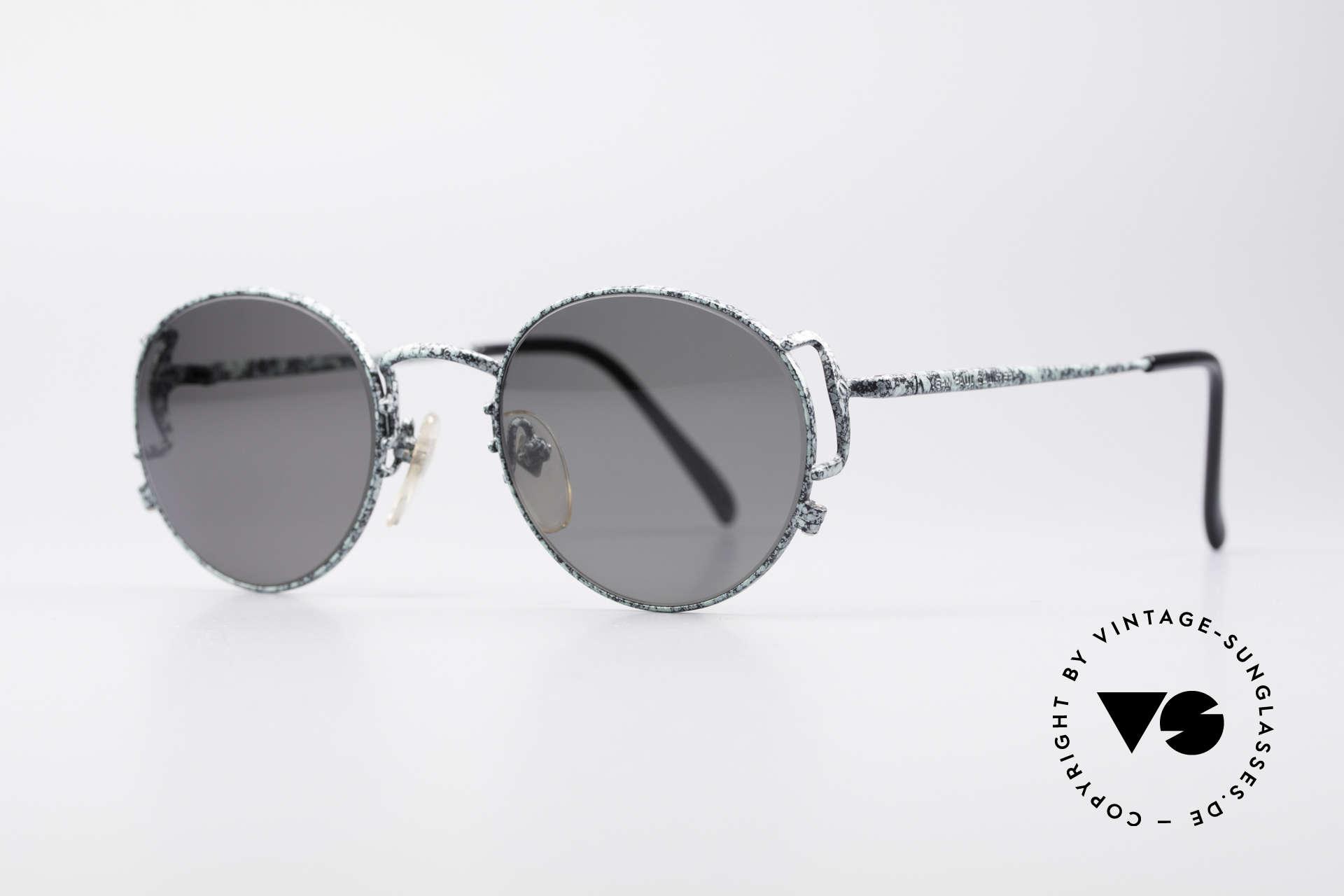 Jean Paul Gaultier 55-3178 Polarized JPG Sunglasses, POLARIZED sun lenses for 100% UV protection, Made for Men and Women