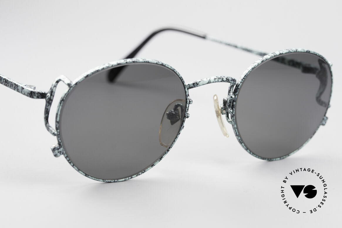 Jean Paul Gaultier 55-3178 Polarized JPG Sunglasses, NO retro sunglasses, but a 25 years old original, Made for Men and Women