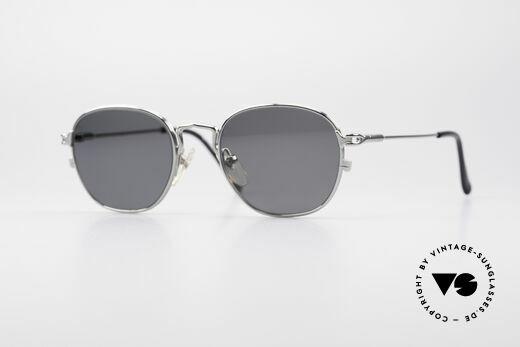 Jean Paul Gaultier 55-3182 Titanium Frame Polarized Details