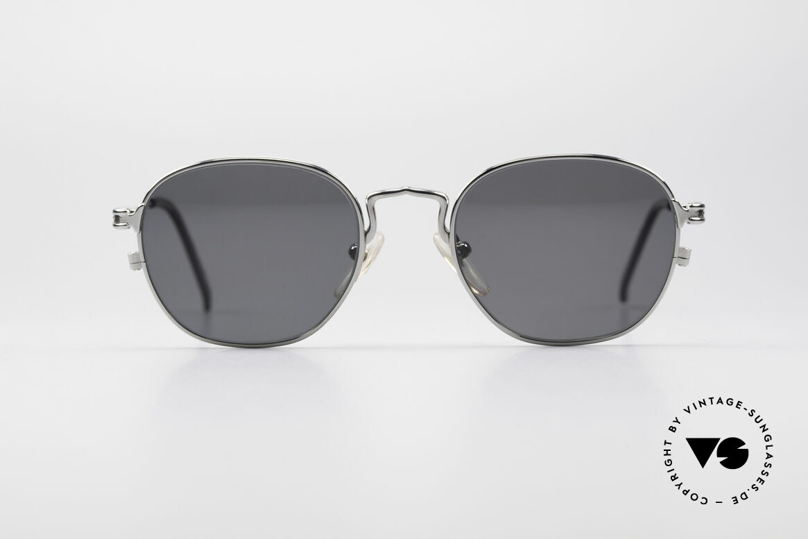 Jean Paul Gaultier 55-3182 Titanium Frame Polarized, premium-quality (only 14 gram) - You must feel this!, Made for Men and Women