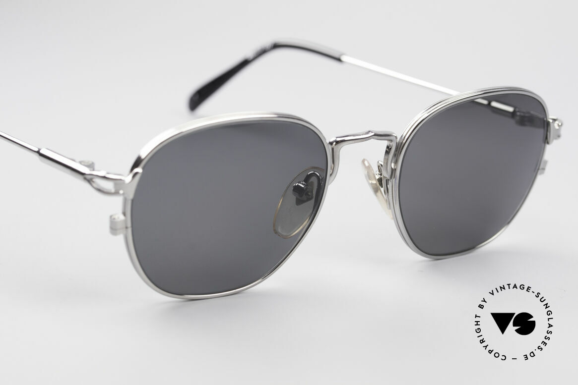 Jean Paul Gaultier 55-3182 Titanium Frame Polarized