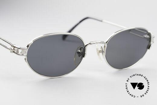 Jean Paul Gaultier 55-5108 Polarized Oval Sunglasses