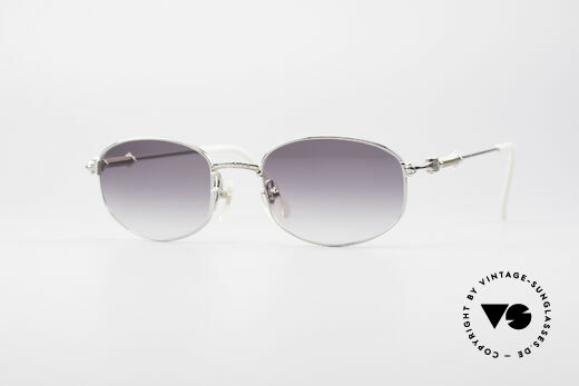 Jean Paul Gaultier 55-6102 True Vintage No Retro Specs Details