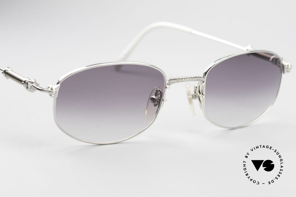 Jean Paul Gaultier 55-6102 True Vintage No Retro Specs, NO RETRO SHADES, but a 25 years old ORIGINAL, Made for Men and Women