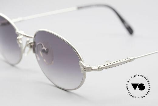 Jean Paul Gaultier 55-6108 Oval Vintage Sunglasses