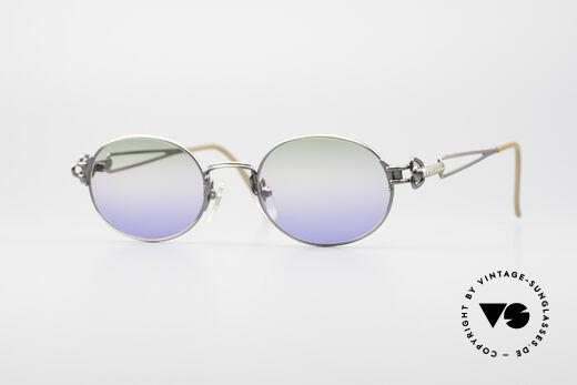 Jean Paul Gaultier 55-6112 JPG Designer Sunglasses Details