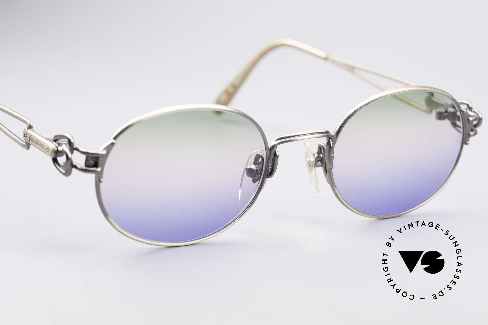 Jean Paul Gaultier 55-6112 JPG Designer Sunglasses, unworn rarity (like all our old JPG designer sunglasses), Made for Men and Women